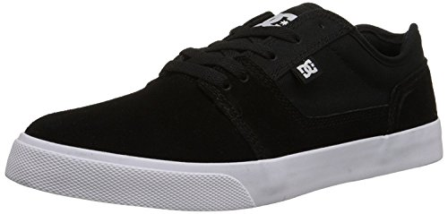 DC Men's Tonik Skate Shoe, Nero/Bianco/Nero, 42 D(M) EU/8 D(M) UK