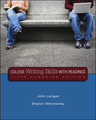 College Writing Skills with Readings, Fifth CDN Edition