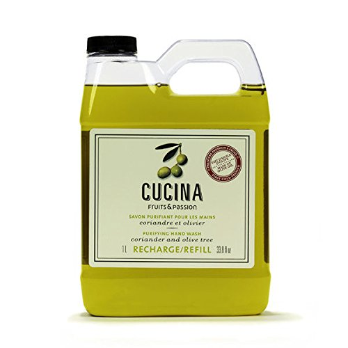 Cucina Coriander Olive Purifying Refill product image