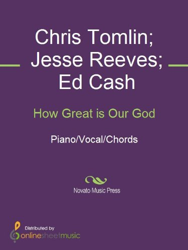 How great is our god ebook chris tomlin ed cash jesse reeves how great is our god by chris tomlin ed cash jesse reeves fandeluxe Images
