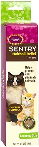 Petromalt Sentry Malt Flavored Hairball Relief