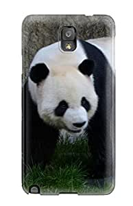 New Arrival Premium Note 3 Case Cover For Galaxy (panda)