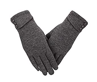 Amazon.com: Folamer Women's Outdoor Touch Screen Gloves