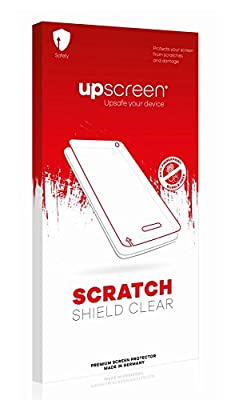 upscreen Scratch Shield Clear Screen Protector for Sony Walkman NW-WM1A, Strong Scratch Protection, High Transparency, Multitouch optimized by upscreen
