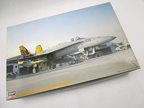 ハセガワ 1/48 F/A-18C ホーネット 'VFA-192 ゴールデン ドラゴンズ' 「PT118」 [07078]