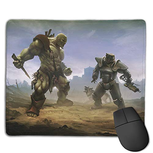 NT Huatou Man Fashion New Fallout Monsters The Mouse Pad -