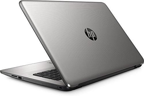 "HP 17.3"" Notebook - HD+ SVA (1600x900)   Intel Core i3-5005U 2.0GHz   6GB DDR3   1TB HDD   DVD   Wireless AC   Bluetooth   Windows 10   Silver"
