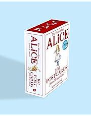 Alice. 100 Postcards From Wonderland