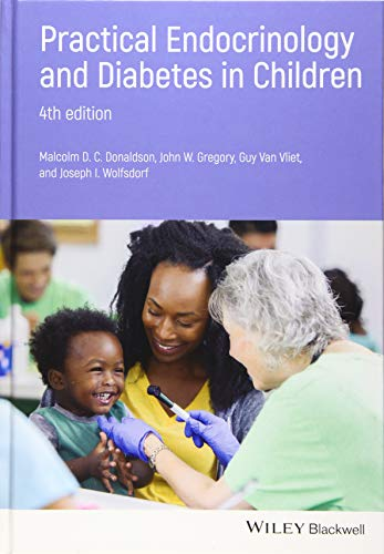 Practical Endocrinology and Diabetes in Children                         (Hardcover)