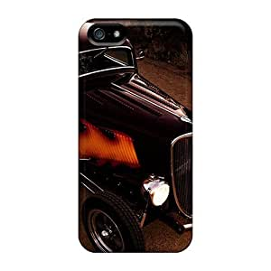 Fashion Tpu Case For Iphone 5/5s- 33 Ford Coupe Defender Case Cover