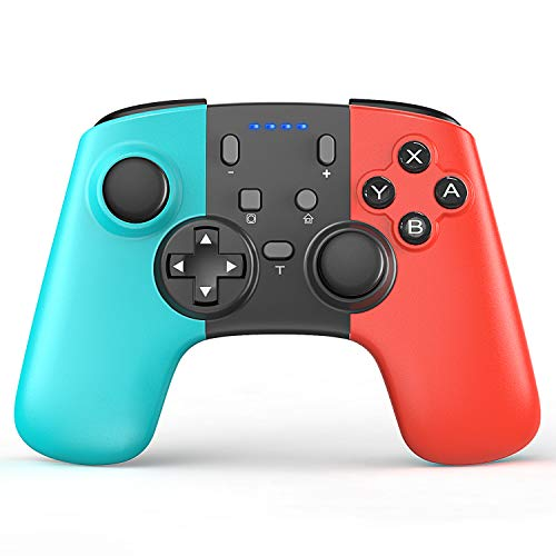 Cool looking Wireless Controller.