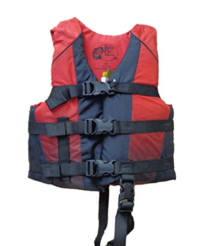 (New Bass Pro Shops Recreational Life Jacket Vest for Kid's)
