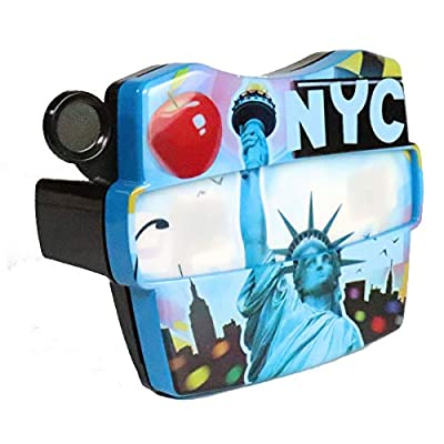 View Master Classic Reel Viewer - Souvenir New York - Big Apple - New: Toys & Games
