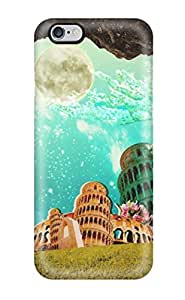 AnnaSanders Perfect Tpu Case For Iphone 6 Plus/ Anti-scratch Protector Case (artistic Abstract Artistic)