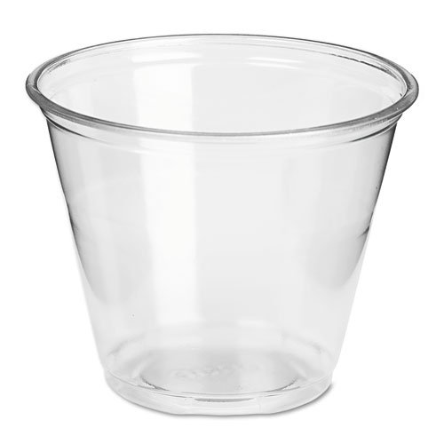 Dixie Crystal Clear Cup (DXECP9ACT - Dixie Crystal Clear Cup)