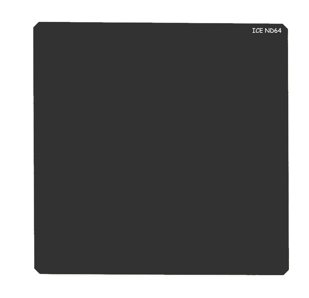 ICE 100mm ND16 Square Filter Neutral Density 4 Stop Optical Glass fits Cokin Z