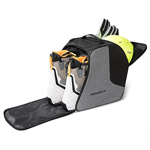 PENGDA Ski Boot Bag - Snowboard Boot Bag Premium Snow