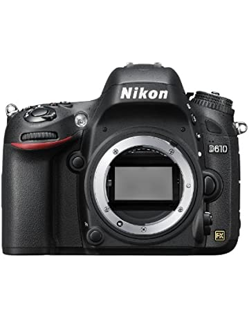 Nikon D610 Digital SLR Camera (24.3MP) 3.2 inch LCD