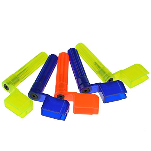 Acoustic Electric Guitar String Winder Multi-Color Guitar Peg String Winder Pin Remover Pack of 5 SWHstore 4334257881