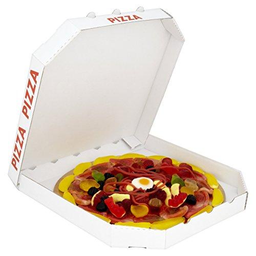 Süße Fruchtgummi Pizza - Süßigkeiten