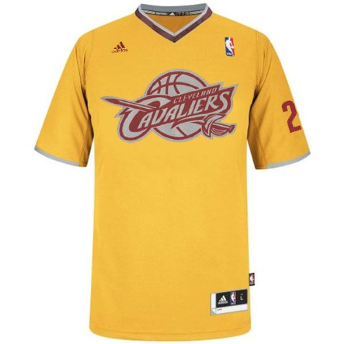 buy popular 92659 acccc adidas Kyrie Irving Cleveland Cavaliers #2 Youth X-Mas Day 2013 Swingman  Jersey