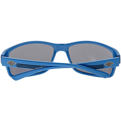 Harley Davidson Sonnenbrille Hd0882X B39 (61 mm) blau CELhj2jL
