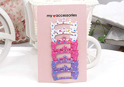Wall of Dragon 20pcs/lot 2018 Hair Clip Hairpin Side-Knotted Children Barrettes Hair Maker Tools 3cm Mini Small Clip Hair Accessories