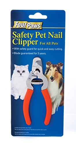 Four Paws Dog Grooming Safety Nail Clippers