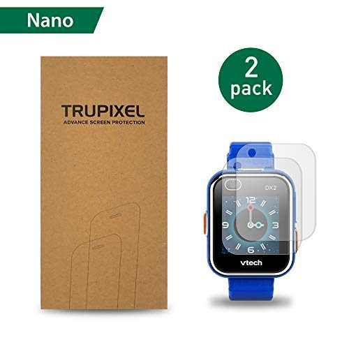 4XG TruPixel Nano for VTech Kidizoom DX2 Screen Protector (2-Pack)