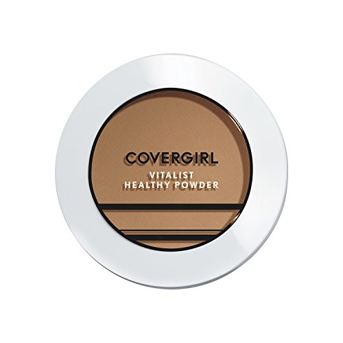 COVERGIRL Vitalist Healthy Powder, Warm Beige, 0.16 Pound (packaging may vary)