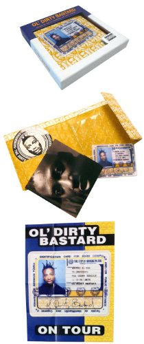 Ol' Dirty Bastard: Return To The 36 Chambers: The Dirty Version (Deluxe Boxset w/ Food Stamp Card, Poster + More) 2CD