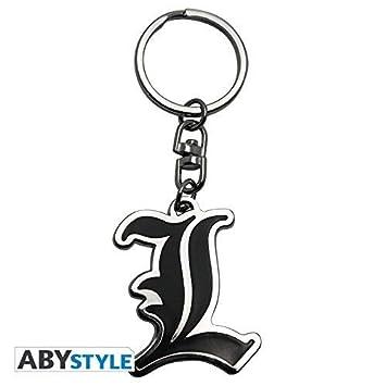 ABYstyle - DEATH NOTE - Llavero - L
