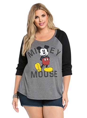 Disney-Mickey-Mouse-Raglan-Tee