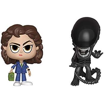 Funko Vynl: Alien 40th: Xenomorph & Ripley with Tracke