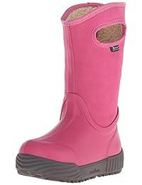 Bogs City Farmer Solid Waterproof Winter & Rain Boot (Infant/Toddler/Little Kid/Big Kid)