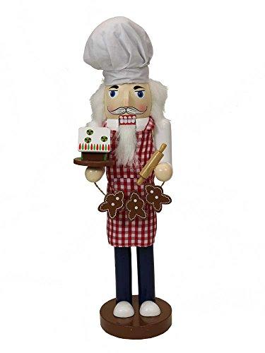 - Gingerbread Baker Nutcracker [14608]
