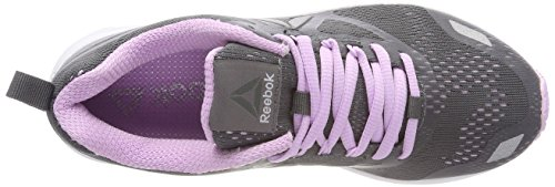Ahary Reebok Grey De Para Runner 000 moonglow Gris ash Niñas pewter Zapatillas Running Trail 1dppqn