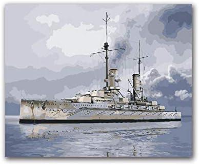 Disegni Navi Da Guerra Da Colorare.Dipingi Per Numero Disegni Da Colorare Con Numeri Carri Armati