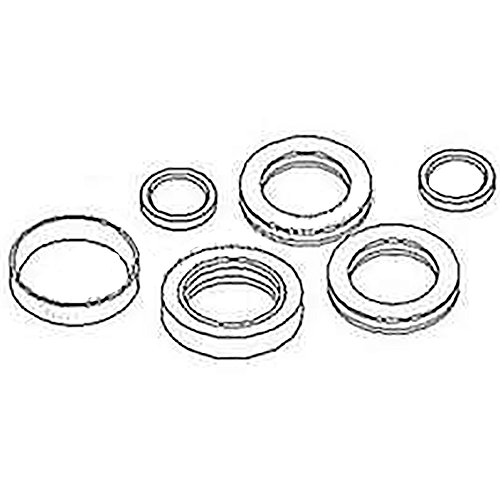 Replace Fork Seals (190-18477 Grapple Fork Cylinder Seal Kit Rod & Bore Made To Fit Owatonna 342 345)