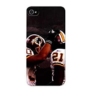 Suffraganemay Shock-dirt Proof Laron Landry And Sean Taylor Case Cover Design For Iphone 5/5s - Best Lovers