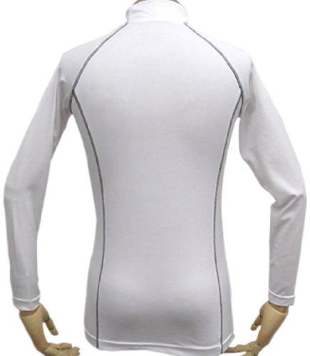 LEZAX(レザックス) SNAKE EYES アンダーウエア 吸汗速乾オールシーズンタイプ ホワイトLL(胸囲104-112cm) SESI-2201-W ホワイト LL