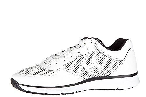 Hogan zapatos zapatillas de deporte hombres en en en piel nuevo h254 t2018 ec254b