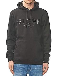 Globe MOD IV, Felpa Uomo, Nero, XL: Amazon.it: Abbigliamento