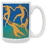 Art Plates ''Matisse: The Dance'' Ceramic Coffee Mug, 15 oz