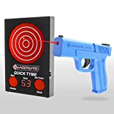LaserLyte trainer target Quick Tyme with 62 LEDs