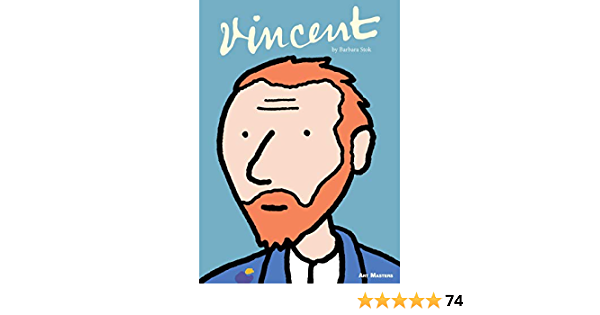 Ebook Vincent By Barbara Stok