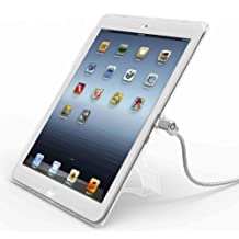Maclocks Lockable iPad Air Security Case with 6-Foot Cable, Clear (iPadAirCB)