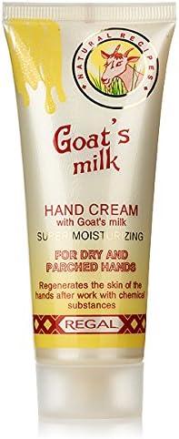 Unscented Goat Milk Hand Cream