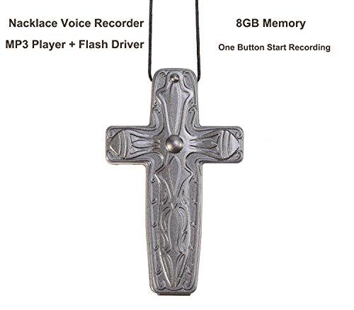 eoqo Necklace Digital Recorder Driver product image