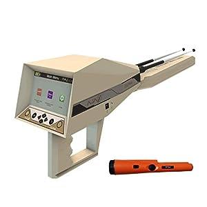 AJAX DETECTION Alpha Metal Detector – Professional Metal Detector – Depth Gold and Metal Detector – Underground Treasure…